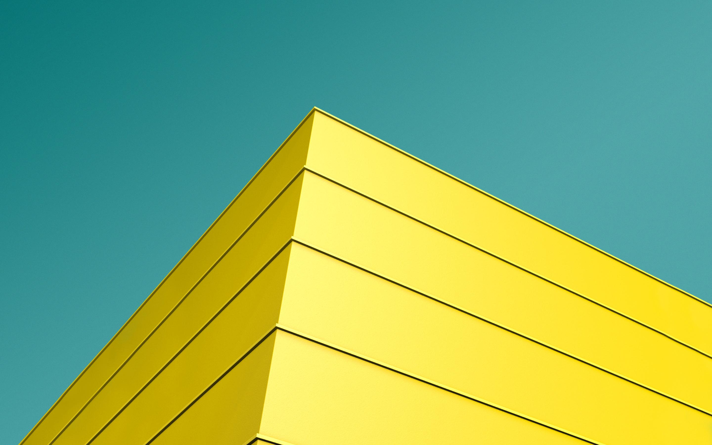 Желтая структура обои скачать