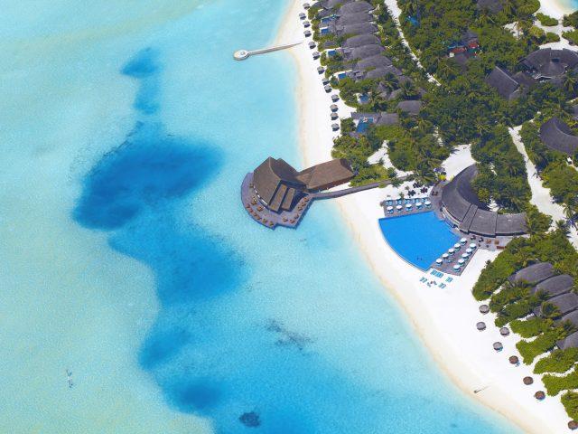 Maldives,  pool,  Мальдивы,  море