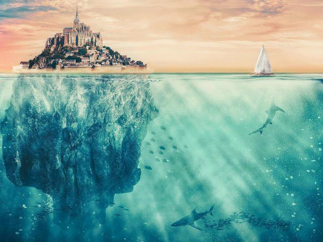 Сюрреалистический Остров фантазий