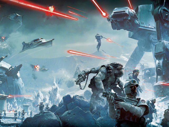 Звездные войны Battlefront сумерки компанию.