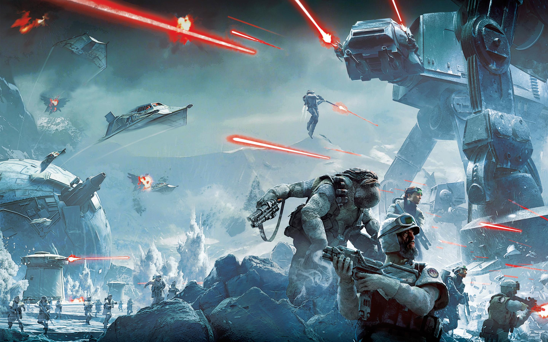 Звездные войны Battlefront сумерки компанию. обои скачать