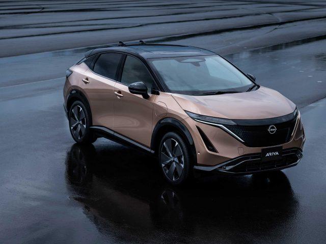 Nissan ariya e-4orce 2020