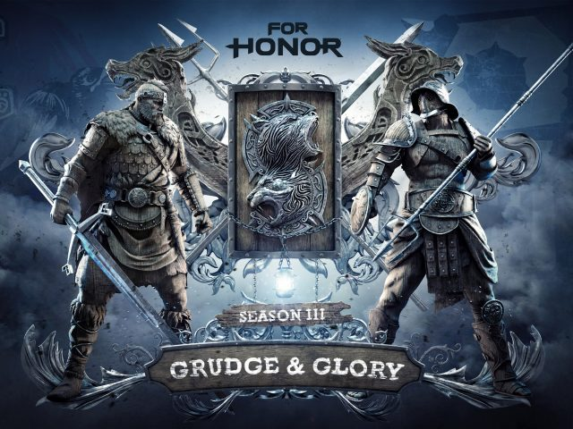 For Honor 3 сезон