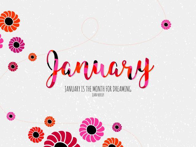 Январь месяц для сновидения
