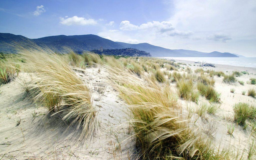 Италия солнечном берегу моря. обои скачать