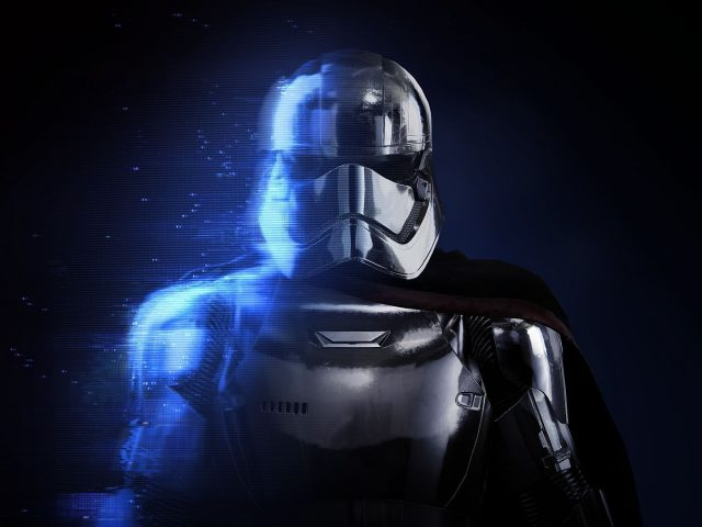 Капитан phasma Звездные войны Battlefront II в