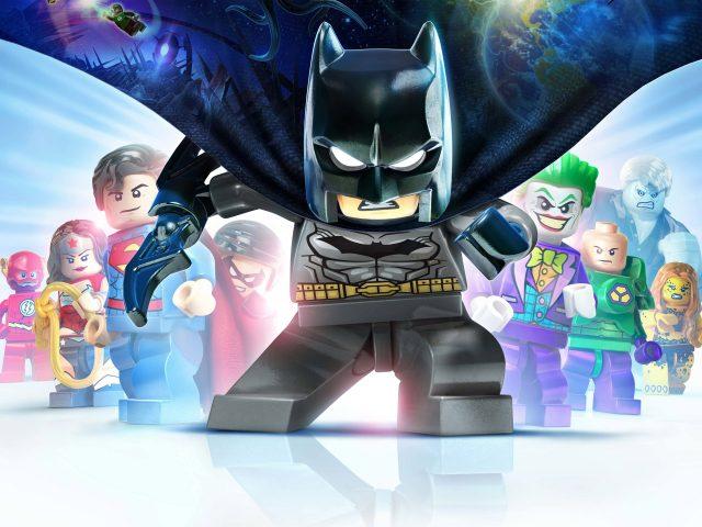 Лего Бэтмен 3 покидая Готэм.