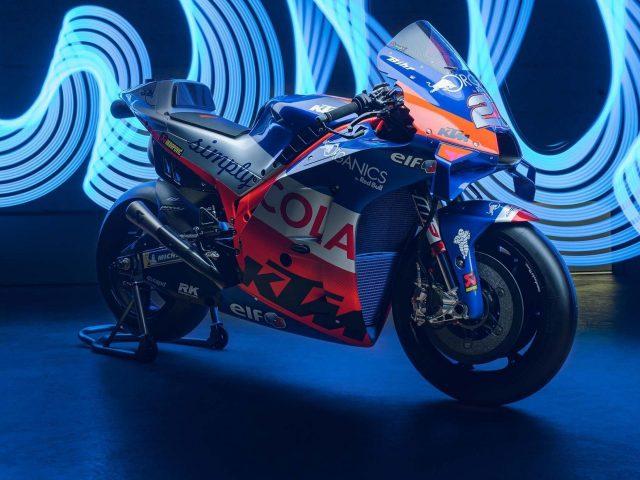 2020 ktm rc18 iker lecuona tech3 motogp