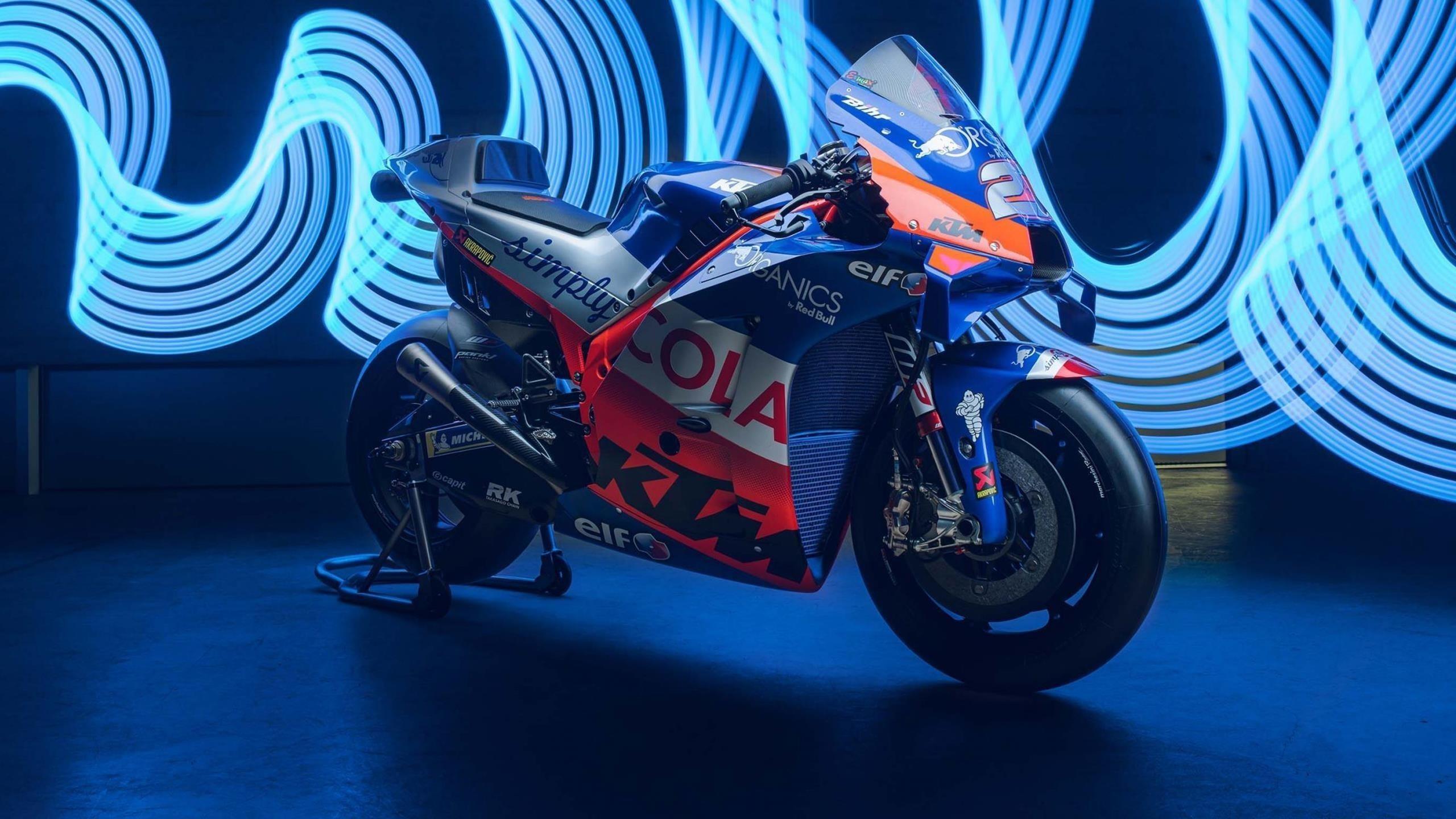 2020 ktm rc18 iker lecuona tech3 motogp обои скачать