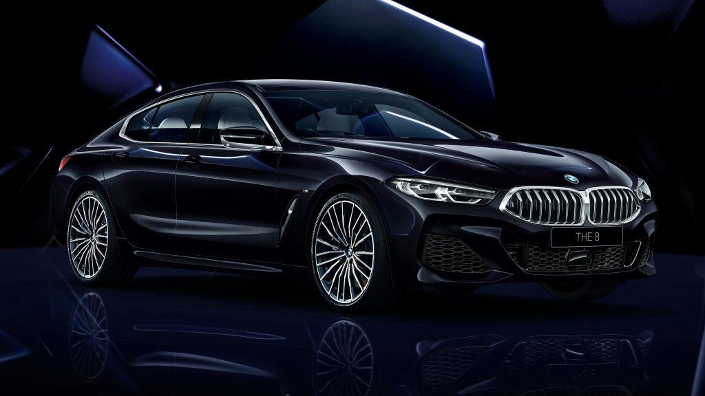 Автомобили bmw 8 серии gran collectors edition 2021 обои скачать