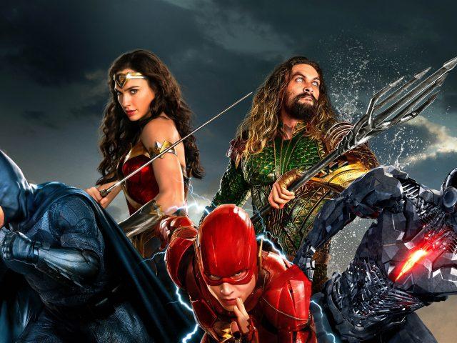 Супергерои Лиги Справедливости