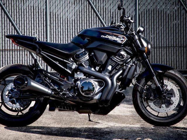 2020 Harley davidson street fighter concept