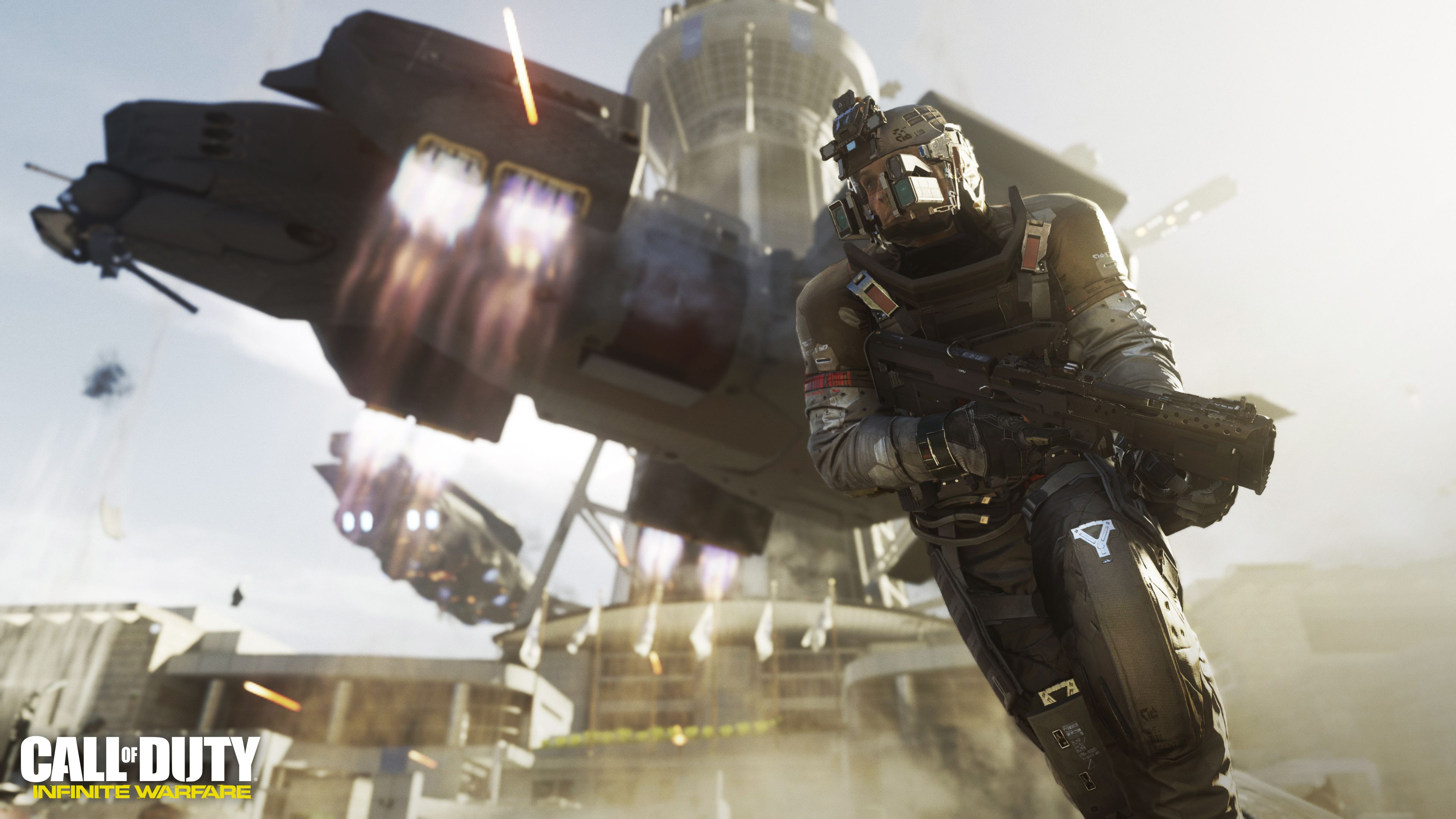 Infinity Ward reaches new heights with Call of Duty Infinite Warfare which returns to the roots of the franchise with largescale war epic battles and cinematic