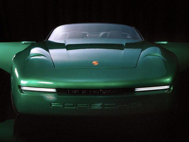 Porsche 968 lart 2021 автомобилей