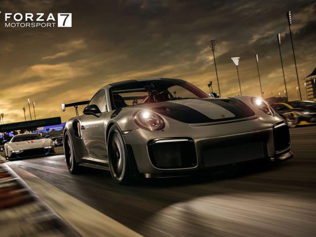 Forza автоспорт 7 Porsche 911 GT2 RS