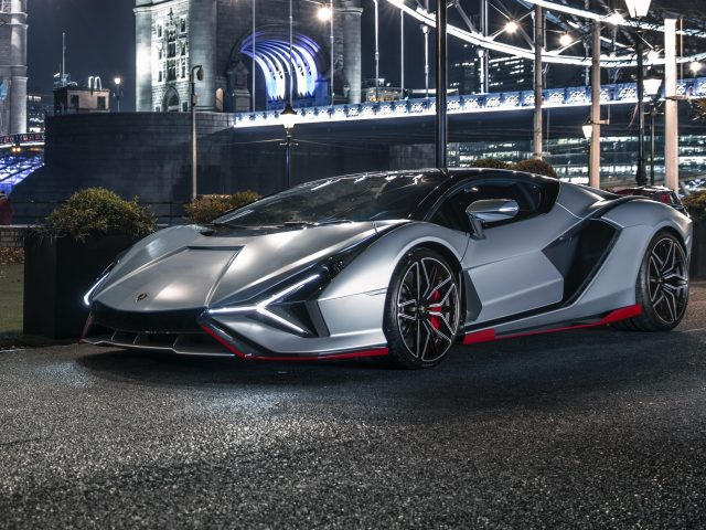 Lamborghini sian fkp 37 2021 7 автомобилей