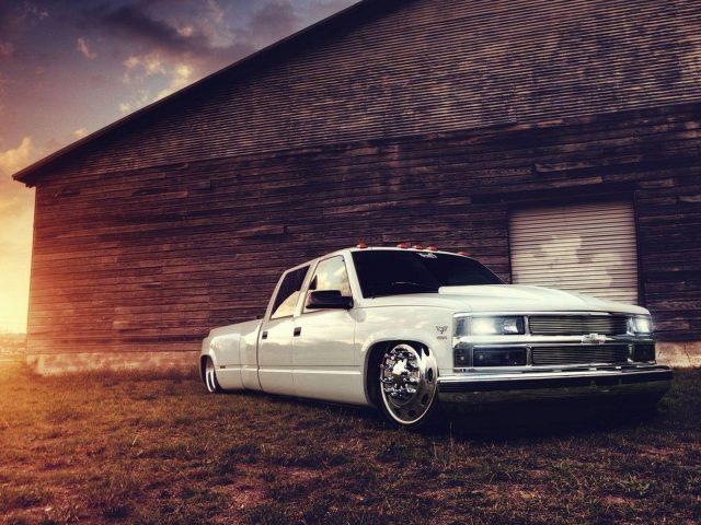 Белый шевроле такуаче грузовые автомобили