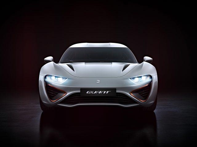 Nanoflowcell из Квант 48volt регулятор спортивных автомобилей.