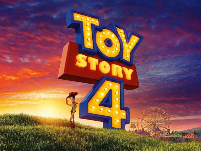 История игрушек 4 Вуди