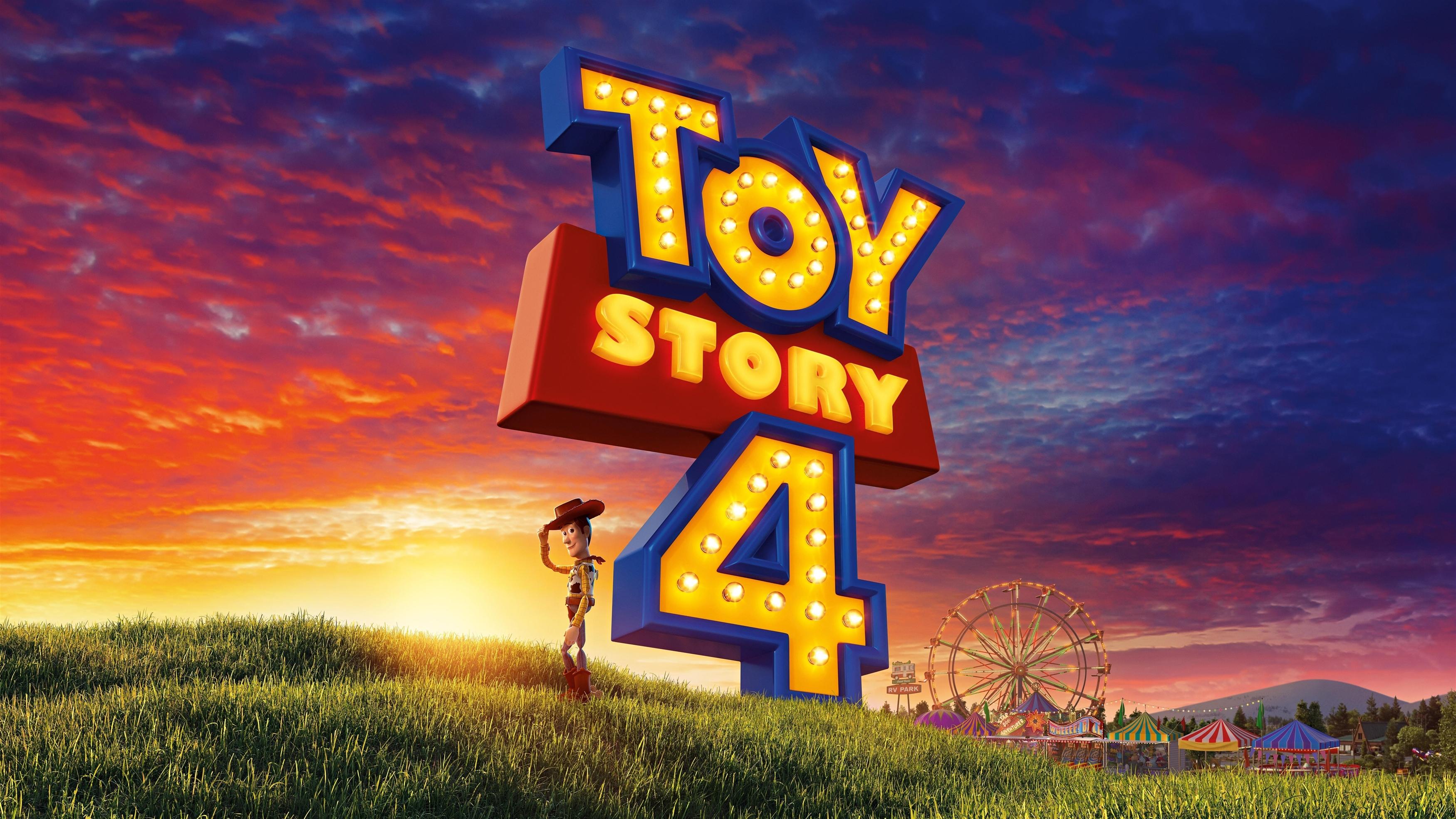 История игрушек 4 Вуди обои скачать