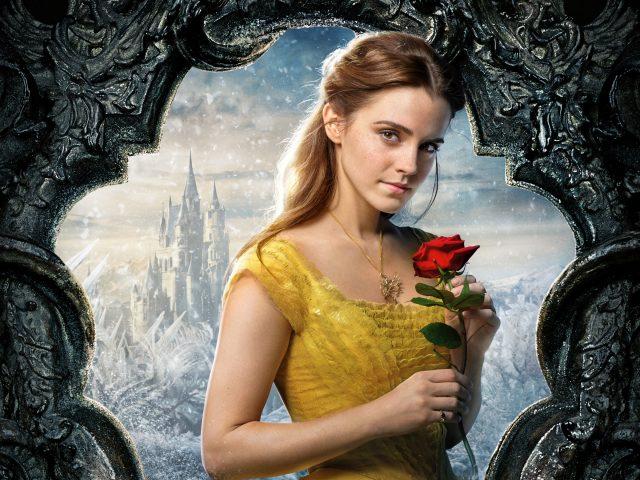 Belle beauty and the beast emma watson.