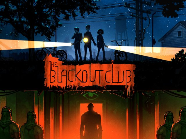 Игра ужасов blackout club