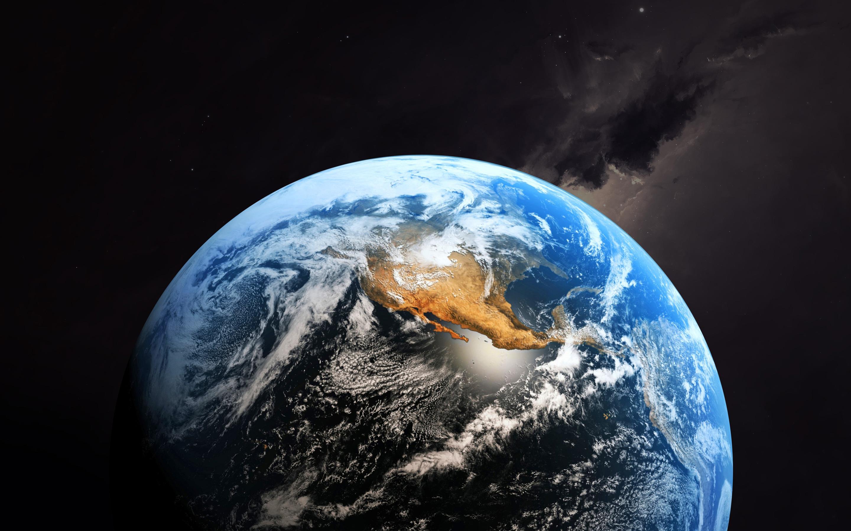 Планета Земля. обои скачать