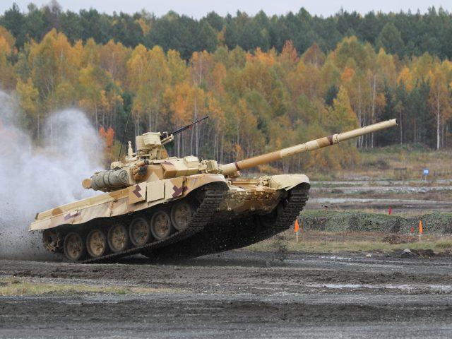 Т-90 С,  Россия