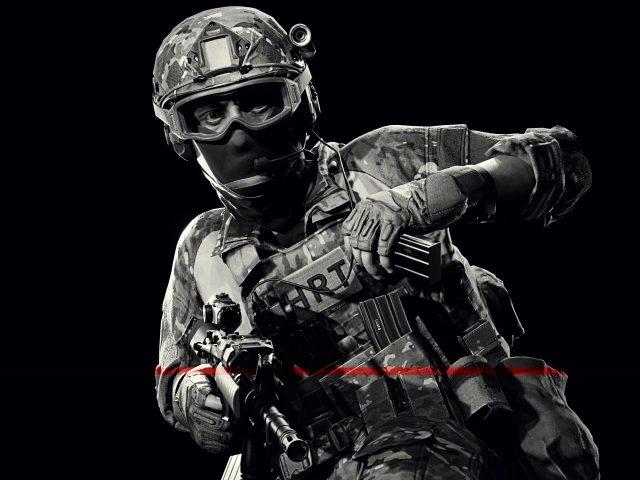 Готов или нет солдат спецназа
