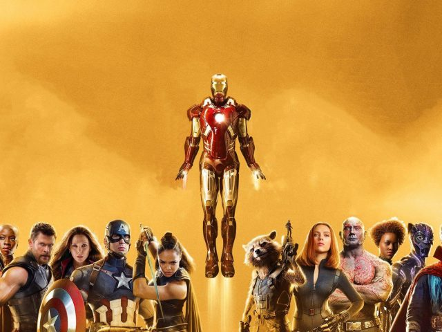 10-летие кинематографической Вселенной marvel