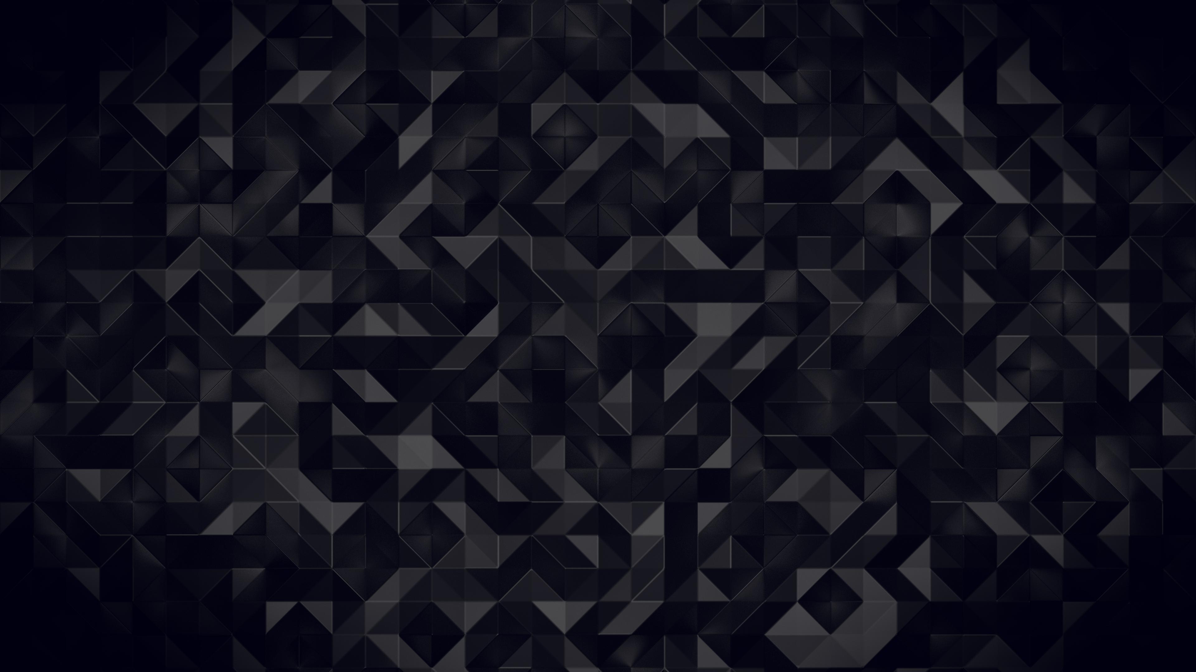 Треугольники тьмы обои скачать