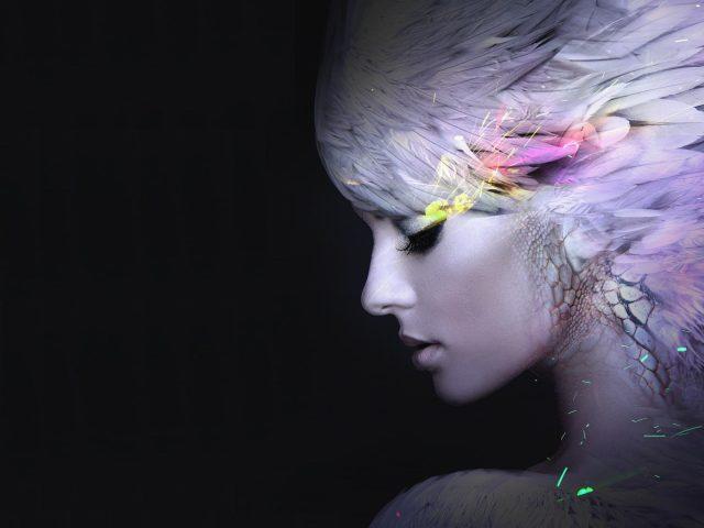Девочка из перьев
