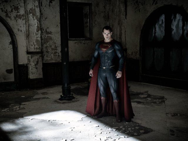 Супермена Генри кавилл.