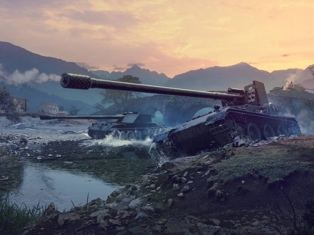 Мир танков немецкие Пт-САУ