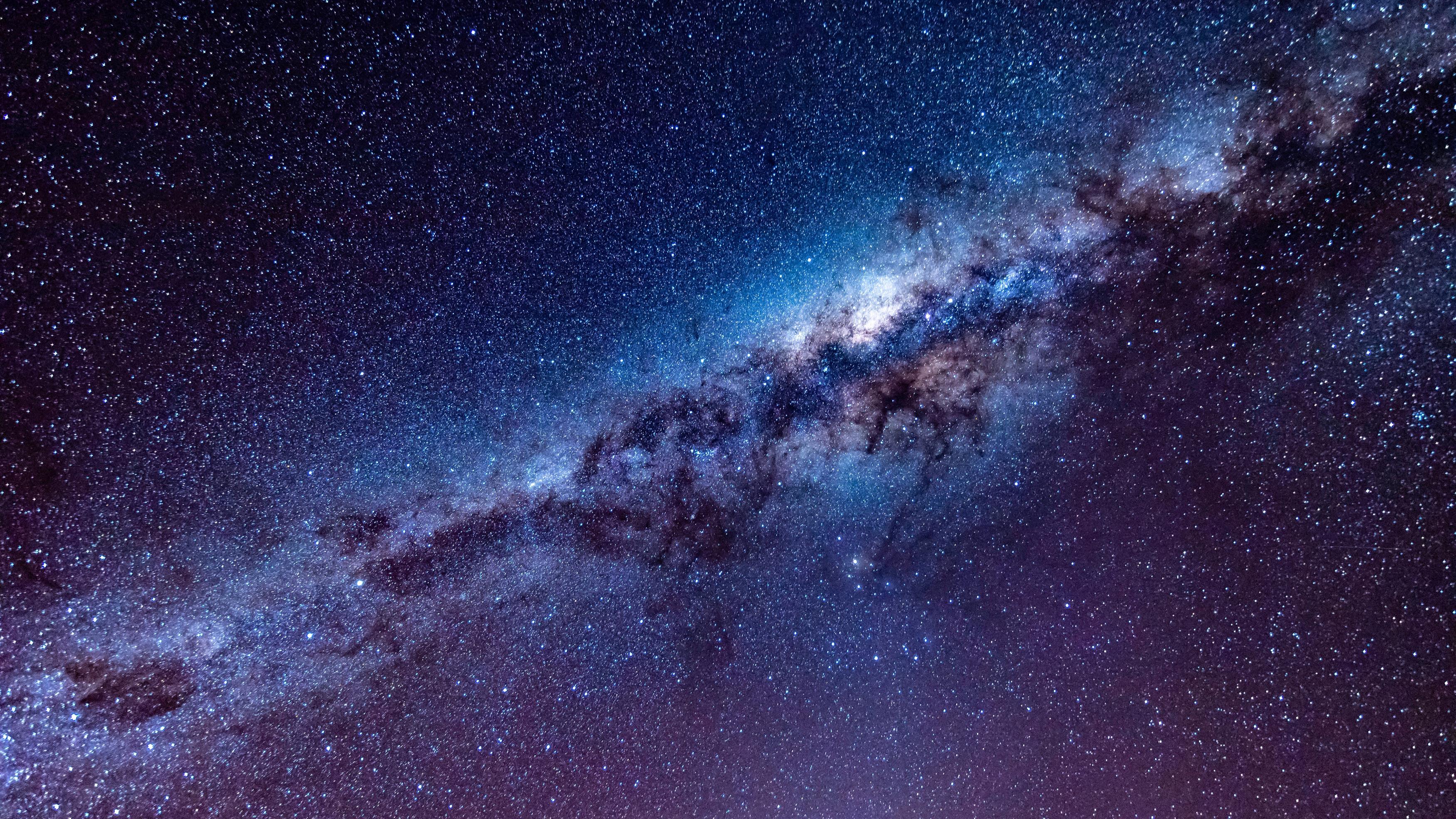 Звездный Млечный Путь обои скачать