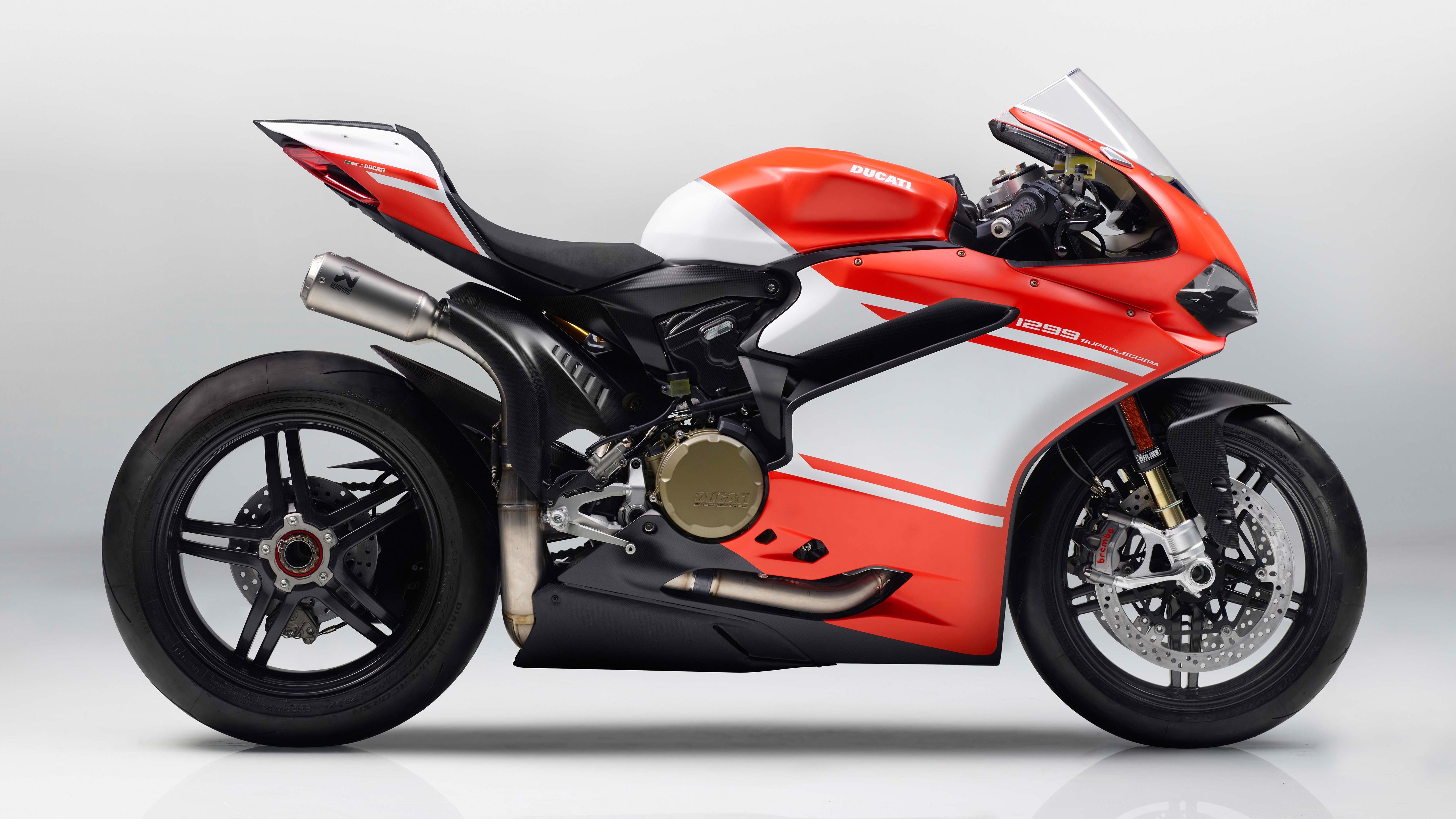 Ducati 1299 superleggera 5. обои скачать