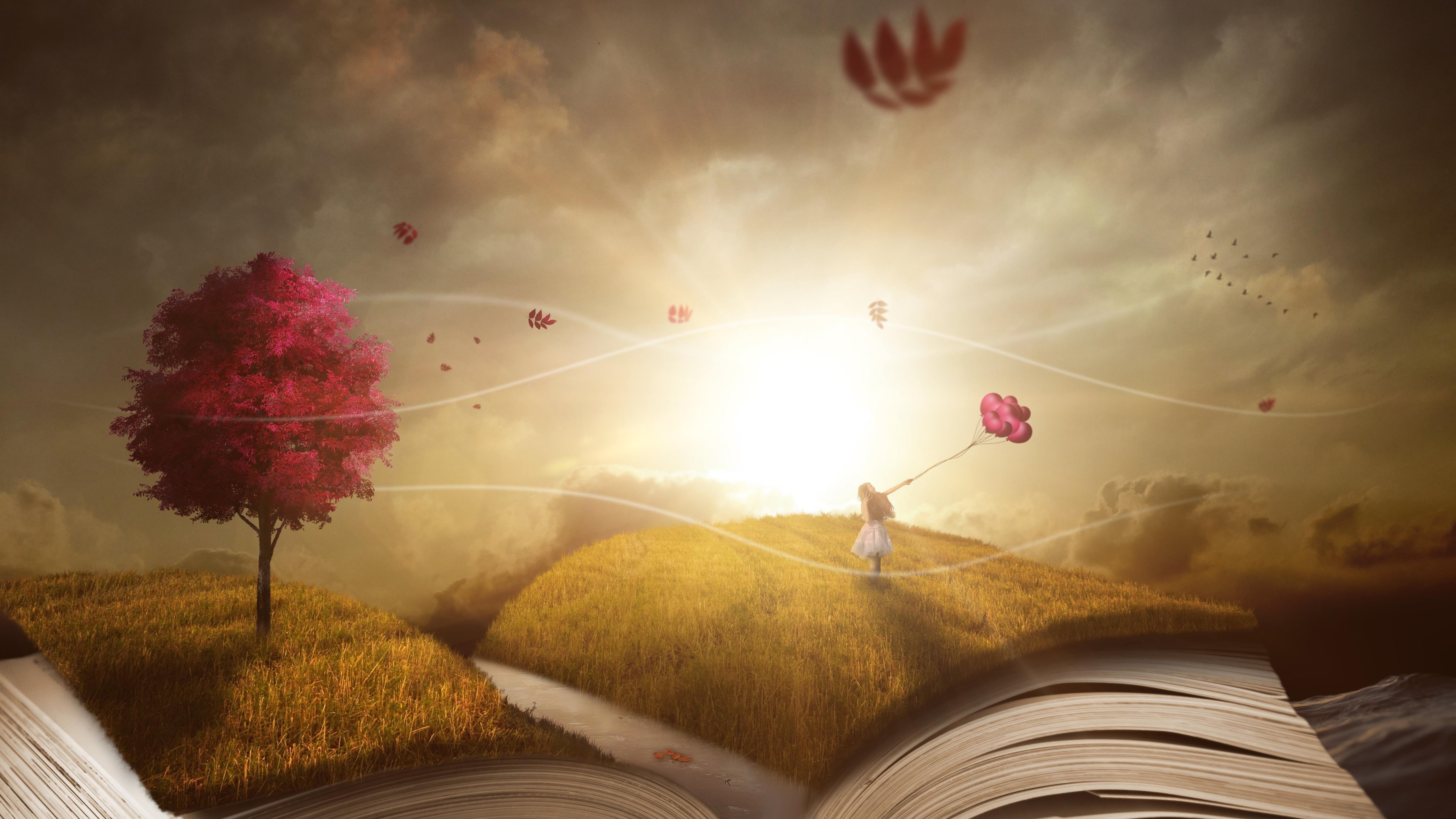 Книга фэнтези обои скачать
