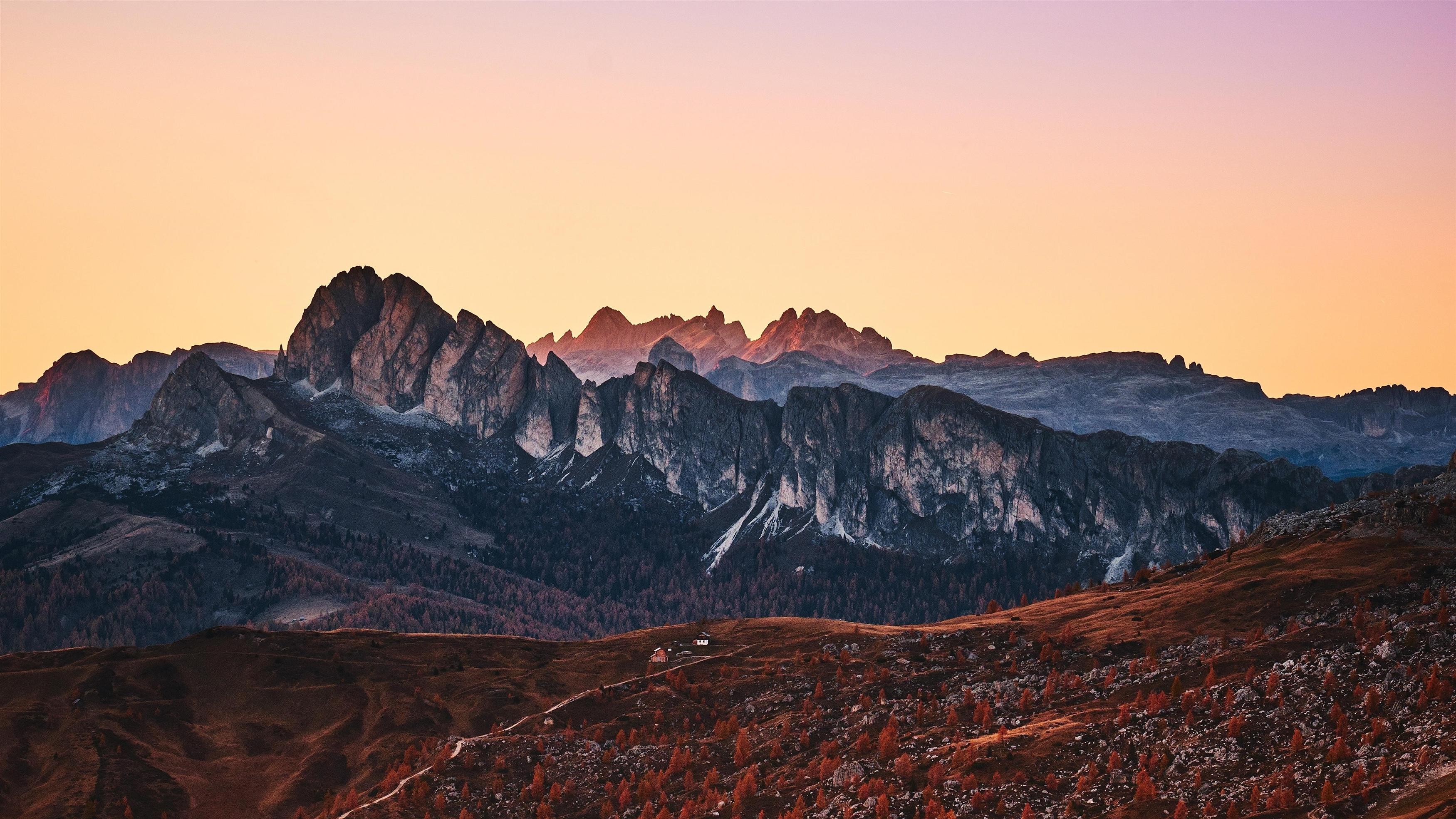 Бесплатный проход в горах обои скачать