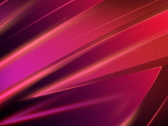 Розовый абстрактный