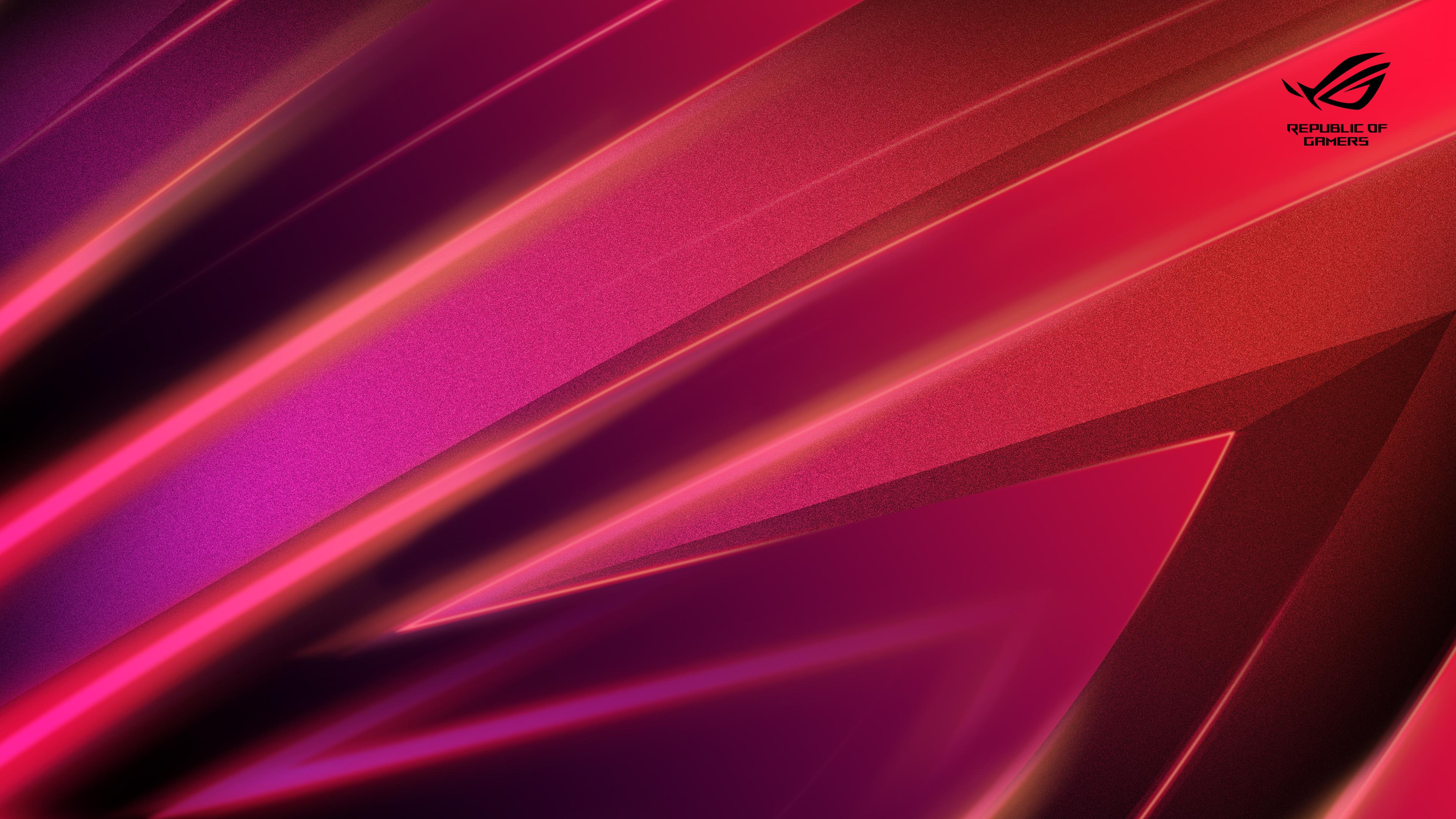 Розовый абстрактный обои скачать