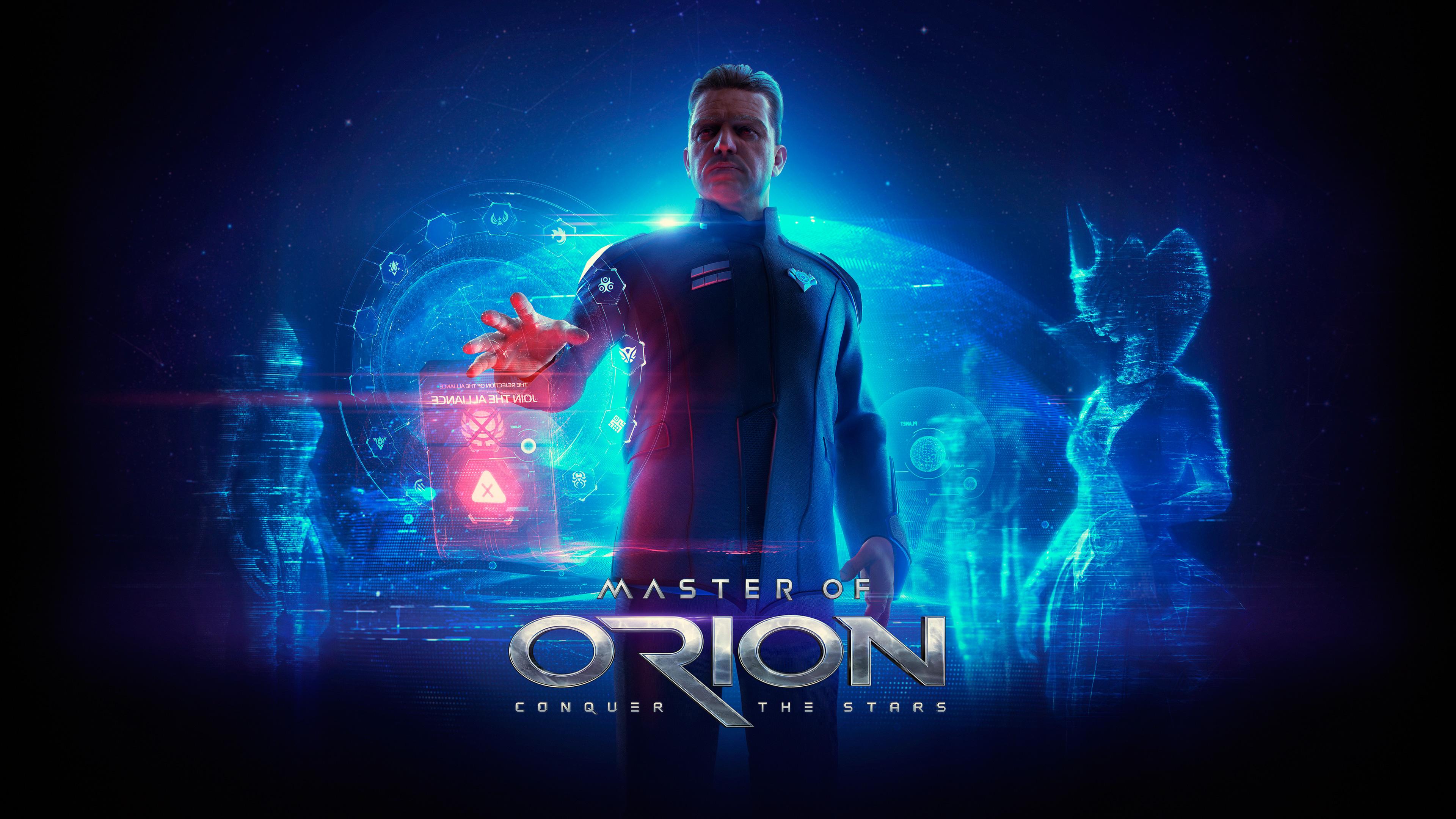 Мастер Ориона покорять звезды обои скачать