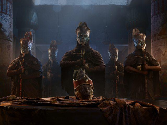 Убийцы вероучения происхождение, порядок древних