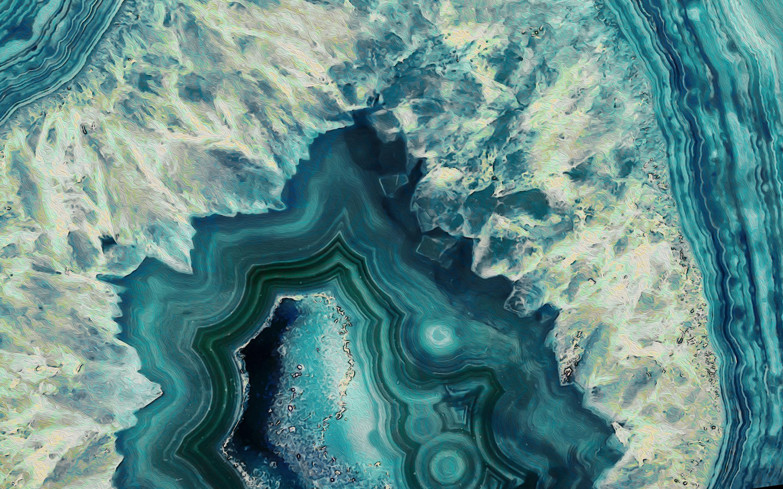 Изображение со спутника острова обои скачать