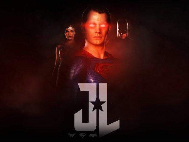 Лига справедливости чудо женщина супермен Бэтмен