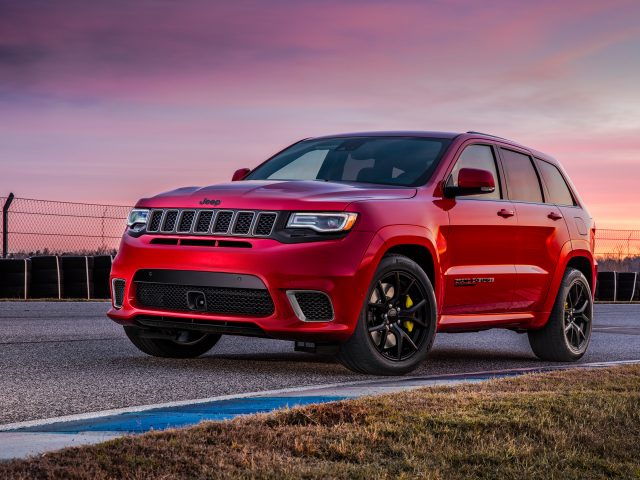 2018 jeep grand cherokee.