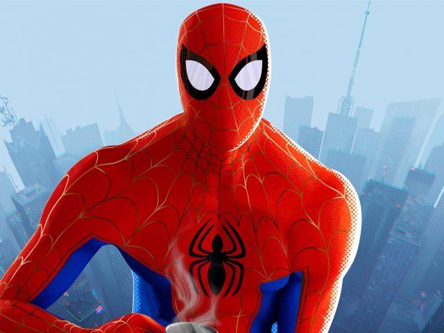 Человек-паук в стихах паука