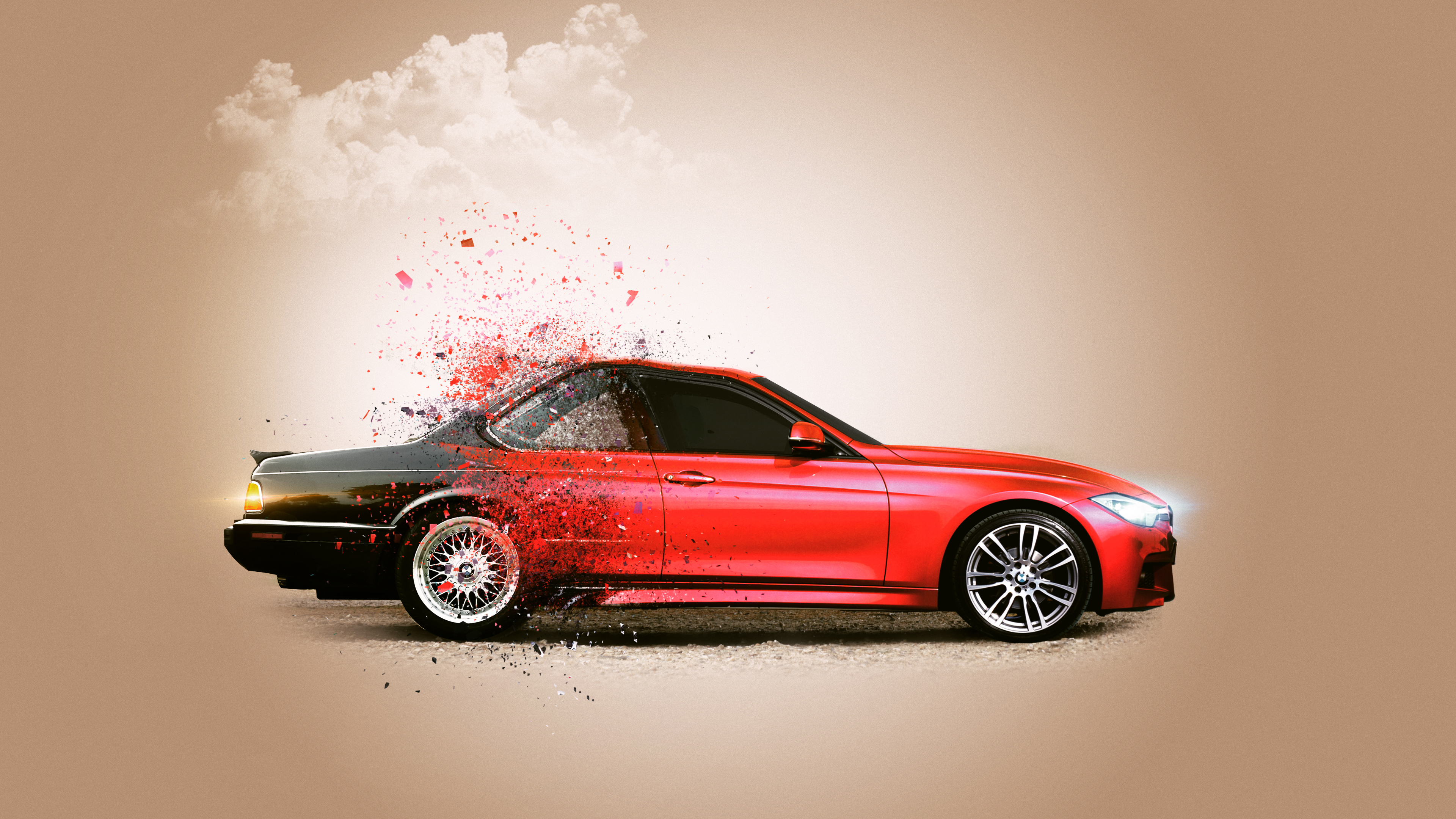 BMW cgi обои скачать
