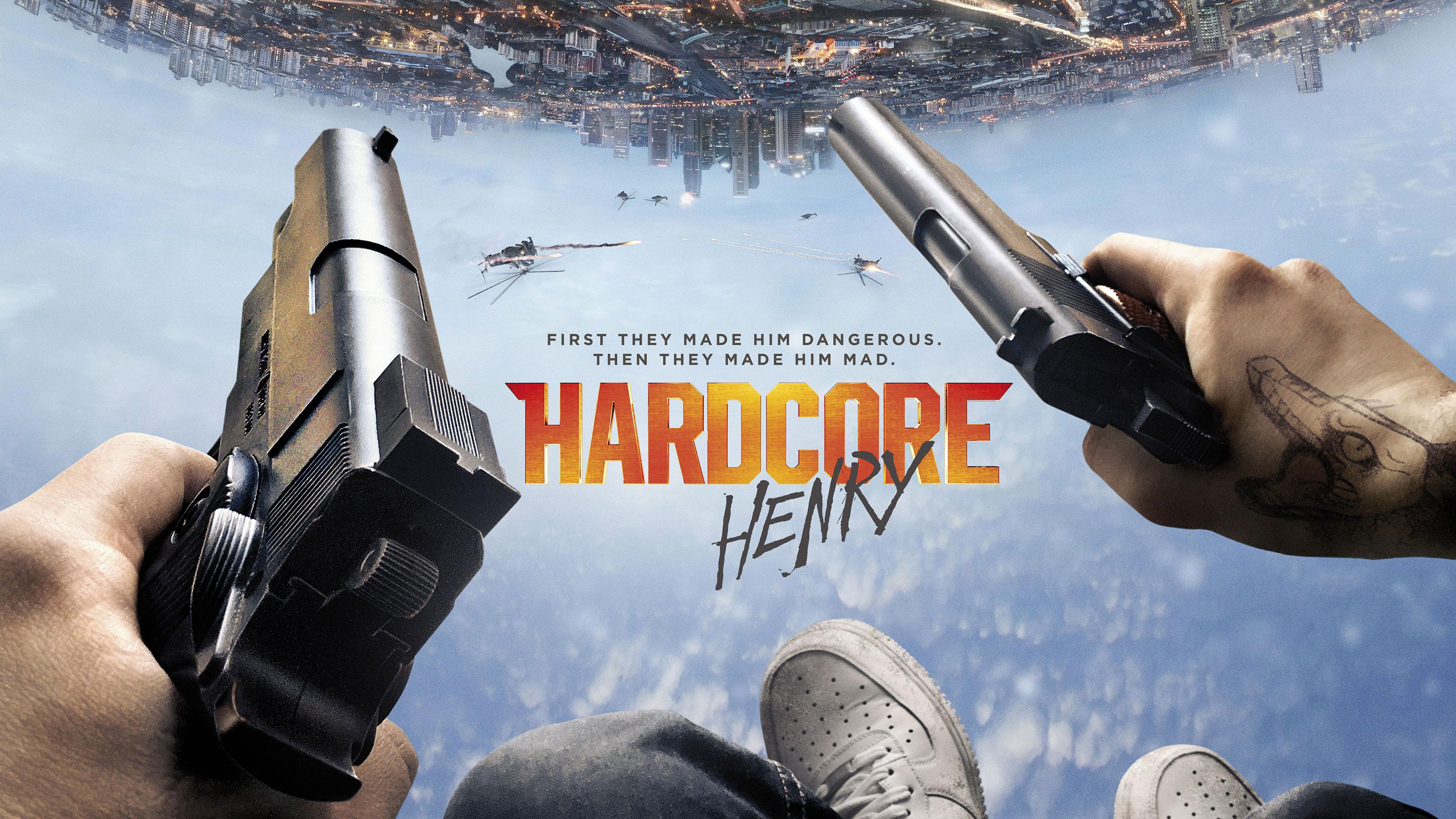 Хардкор Генри. обои скачать