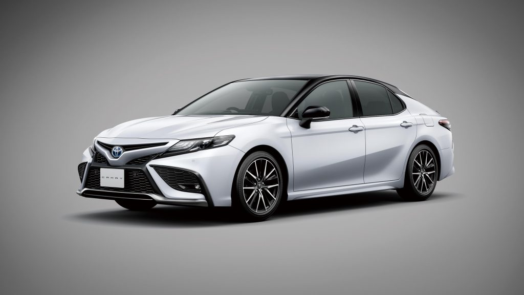 Toyota camry hybrid ws leather package 2021 автомобили обои скачать