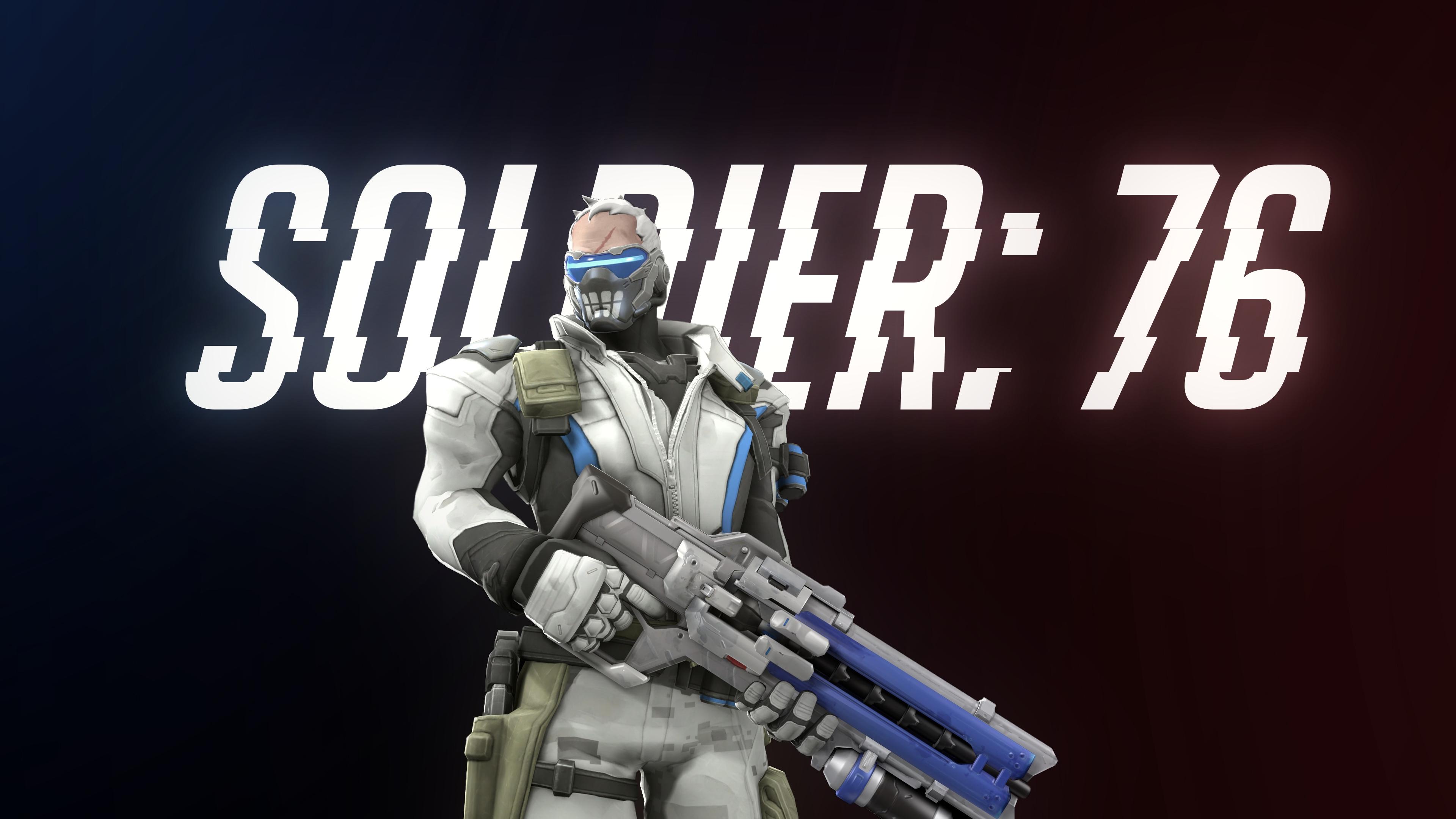 Патруль солдат 76. обои скачать